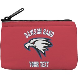 Dawson Eagles Band Logo Rectangular Coin Purse (Personalized)
