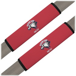 Dawson Eagles Band Logo Seat Belt Covers (Set of 2) (Personalized)