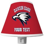Dawson Eagles Band Logo Shade Night Light (Personalized)