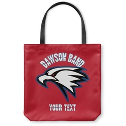 Dawson Eagles Band Logo Canvas Tote Bag (Personalized)