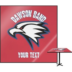 Dawson Eagles Band Logo Square Table Top (Personalized)