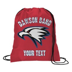 Dawson Eagles Band Logo Drawstring Backpack (Personalized)