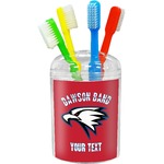 Dawson Eagles Band Logo Toothbrush Holder (Personalized)
