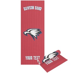 Dawson Eagles Band Logo Yoga Mat - Printable Front and Back (Personalized)