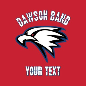 Dawson Eagles Band Logo