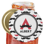 Mustache Print Jar Opener (Personalized)