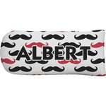 Mustache Print Putter Cover (Personalized)