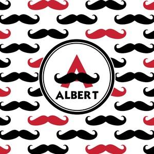 Mustache Print