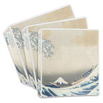 Great Wave off Kanagawa 3-Ring Binder