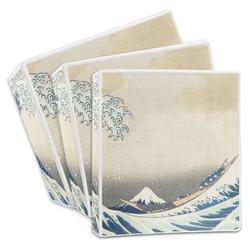 Great Wave off Kanagawa 3-Ring Binder