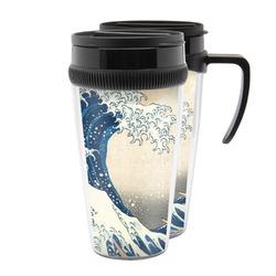 Great Wave off Kanagawa Acrylic Travel Mugs
