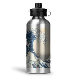 Great Wave of Kanagawa Water Bottle - Aluminum - 20 oz