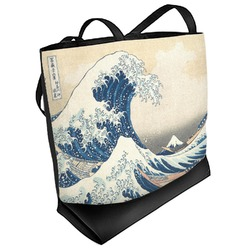 Great Wave of Kanagawa Beach Tote Bag