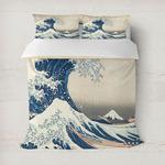 Great Wave off Kanagawa Duvet Covers