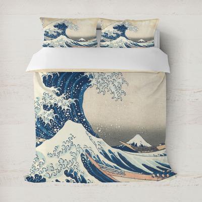 Great Wave of Kanagawa Duvet Covers