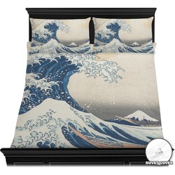 Great Wave of Kanagawa Duvet Covers