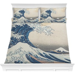 Great Wave off Kanagawa Comforter Set - Full / Queen