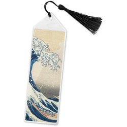 Great Wave of Kanagawa Book Mark w/Tassel