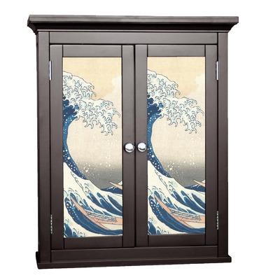 Great Wave off Kanagawa Cabinet Decal - Custom Size