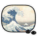 Great Wave off Kanagawa Car Side Window Sun Shade