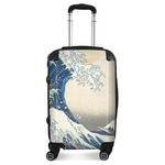 Great Wave of Kanagawa Suitcase
