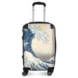 Great Wave off Kanagawa Suitcase