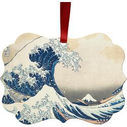 Great Wave of Kanagawa Ornament