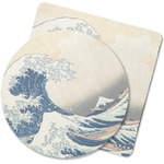Great Wave off Kanagawa Rubber Backed Coaster