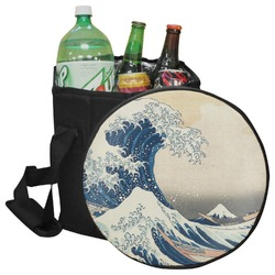 Great Wave off Kanagawa Collapsible Cooler & Seat