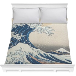 Great Wave of Kanagawa Comforter