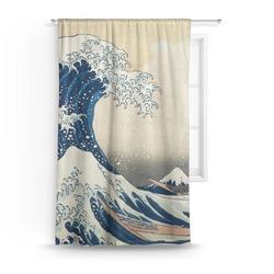 Great Wave of Kanagawa Curtain