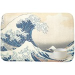 Great Wave of Kanagawa Dish Drying Mat