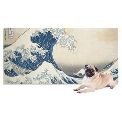 Great Wave of Kanagawa Pet Towel