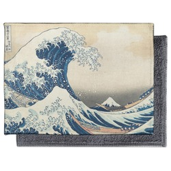 Great Wave of Kanagawa Microfiber Screen Cleaner