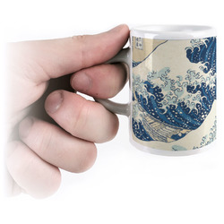 Great Wave of Kanagawa Espresso Mug - 3 oz