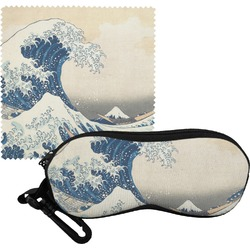 Great Wave off Kanagawa Eyeglass Case & Cloth