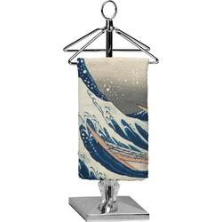 Great Wave off Kanagawa Finger Tip Towel - Full Print