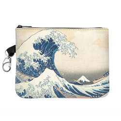 Great Wave of Kanagawa Golf Accessories Bag