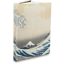 Great Wave of Kanagawa Hardbound Journal
