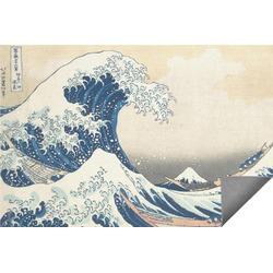 Great Wave of Kanagawa Indoor / Outdoor Rug