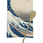 Great Wave of Kanagawa Kitchen Towel - Full Print