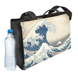 Great Wave of Kanagawa Ladies Workout Bag