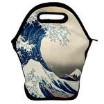 Great Wave off Kanagawa Lunch Bag