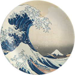 Great Wave of Kanagawa Melamine Plate