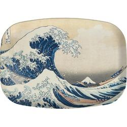 Great Wave off Kanagawa Melamine Platter