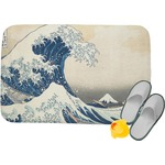 Great Wave of Kanagawa Memory Foam Bath Mat