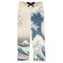 Great Wave off Kanagawa Mens Pajama Pants
