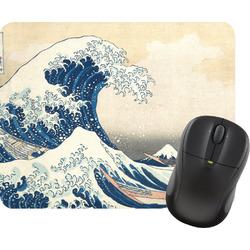 Great Wave off Kanagawa Mouse Pads
