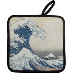 Great Wave of Kanagawa Pot Holder