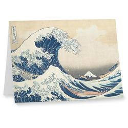 Great Wave of Kanagawa Notecards